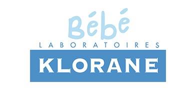 Bébé laboratoire Klorane